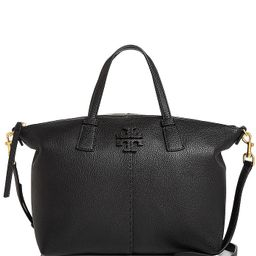 McGraw Small Leather Satchel | Bloomingdale's (US)