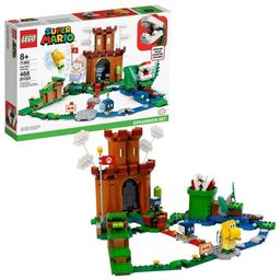 LEGO Super Mario Guarded Fortress Expansion Set Building Toy for Creative Kids 71362 | Target