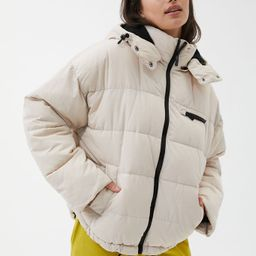 UO Rae Hooded Puffer Jacket | Urban Outfitters (US and RoW)
