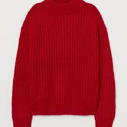 Wool-blend Sweater | H&M (US)