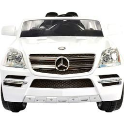 Rollplay 6V Mercedes-Benz GL450 SUV Powered Ride-On - White   Target
