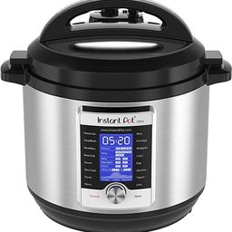 Instant Pot Ultra 10-in-1 Electric Pressure Cooker, Slow Cooker, Rice Cooker, Steamer, Saute, Yog... | Amazon (US)