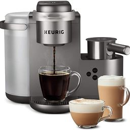 Keurig K-Cafe Special Edition Single Serve K-Cup Pod Coffee, Latte and Cappuccino Maker, Comes wi... | Amazon (US)