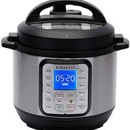 Instant Pot Duo Plus Mini 9-in-1 Electric Pressure Cooker, Sterilizer, Slow Cooker, Rice Cooker, ... | Amazon (US)