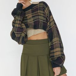 UO Pleated Tennis Mini Skirt   Urban Outfitters (US and RoW)