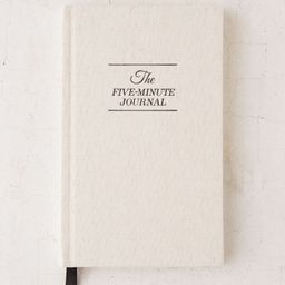 The Five-Minute Journal By Intelligent Change   Urban Outfitters (US and RoW)