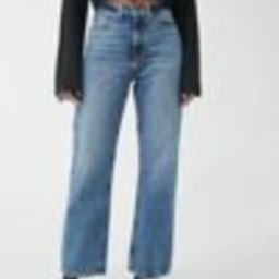 BDG High-Waisted Cowboy Jean – Light Wash   Urban Outfitters (US and RoW)