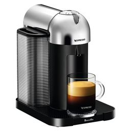 Nespresso Vertuo Chrome by Breville   Target