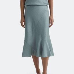 Seamed Slip Skirt   Verishop