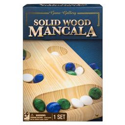 Game Gallery Solid Wood Mancala   Target