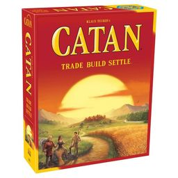 Settlers of Catan Board Game   Target