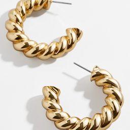 Twizzler Hoop Earrings | BaubleBar (US)