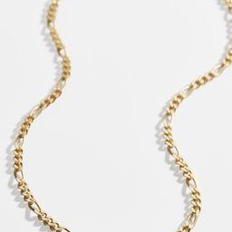 Figaro Link Necklace | BaubleBar (US)