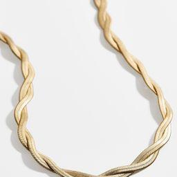 Gia Twist Necklace | BaubleBar (US)