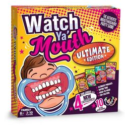 Watch Ya' Mouth Ultimate Edition Game   Target