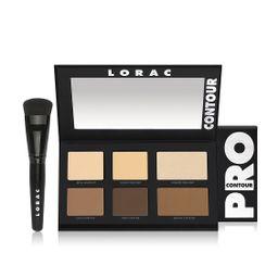 LORAC PRO Contour Palette & Exclusive Makeup Brush | Kohl's
