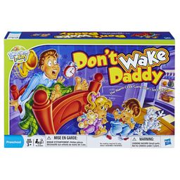 Don't Wake Daddy Preschool Game for Kids Ages 3+ - Walmart Exclusive - Walmart.com | Walmart (US)
