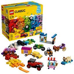 LEGO Classic Bricks on a Roll 10715 (442 Pieces) - Walmart.com | Walmart (US)