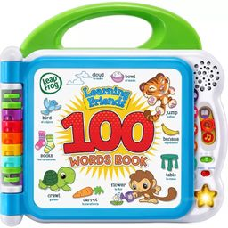 LeapFrog Learning Friends 100 Words Book   Target