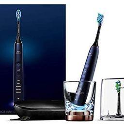 Philips Sonicare DiamondClean Smart 9750 Rechargeable Electric Toothbrush, Lunar Blue HX9954/56 | Amazon (US)