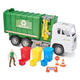 Kid Connection Recycling Truck Play Set, 11 Pieces | Walmart (US)