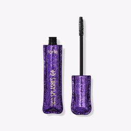 lights, camera, splashes™ waterproof mascara   tarte cosmetics (US)