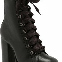 Zara Lace-Up Boot   Nordstrom