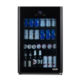 NewAir Beverage Froster 22 in. 125 (12 oz.) Can Freestanding Cooler Beverage Fridge Chills Down t... | The Home Depot