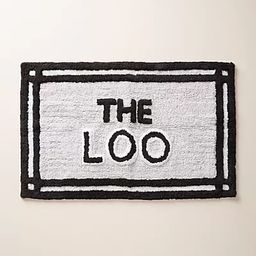 The Loo Bath Mat | Anthropologie (US)