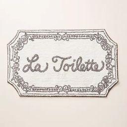 La Toilette Bath Mat | Anthropologie (US)