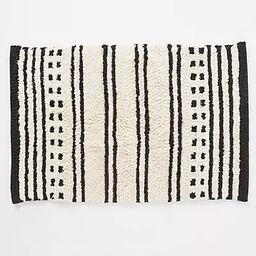 Handwoven Nayo Bath Mat | Anthropologie (US)