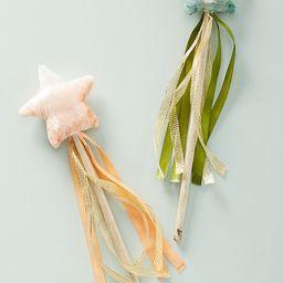 Flower-Dyed Velvet Magic Wand | Anthropologie (US)