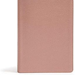 CSB She Reads Truth Bible, Rose Gold LeatherTouch | Amazon (US)