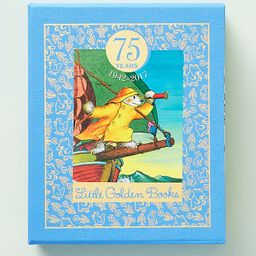 75 Years of Little Golden Books Boxed Set   Anthropologie (US)