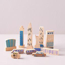 Wanderlust City Toy Set   Anthropologie (US)
