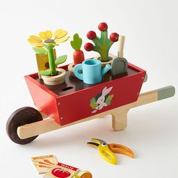 Garden Wheelbarrow Toy Set | Anthropologie (US)