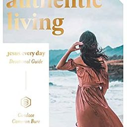 Authentic Living: Jesus Every Day Devotional Guide | Amazon (US)