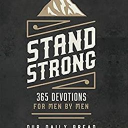 Stand Strong: 365 Devotions for Men by Men | Amazon (US)