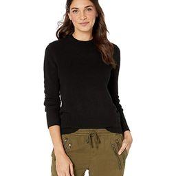 EQUIPMENT Sanni Crew (True Black) Women's Sweater   Zappos