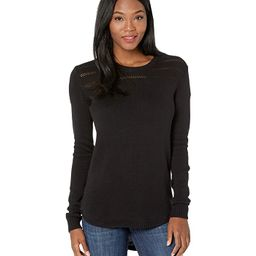 tentree Forever After Sweater (Meteorite Black) Women's Sweater   Zappos