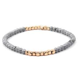 Santorini Beaded Bracelet   The Styled Collection