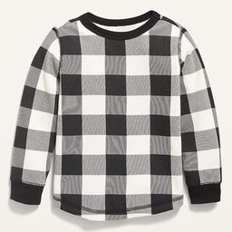 Printed Thermal Tee for Toddler Boys   Old Navy (US)