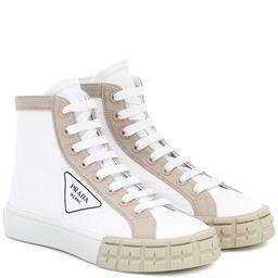 Wheel high-top sneakers | Mytheresa (UK)