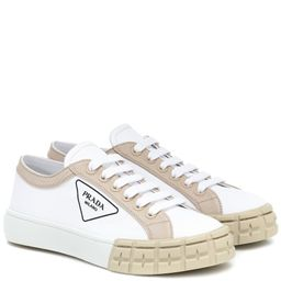 Wheel gabardine sneakers | Mytheresa (UK)