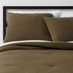 Micro Texture Comforter Set - Project 62™ + Nate Berkus™ | Target