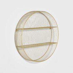 Circle Shelf - Pillowfort™   Target