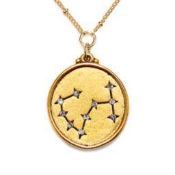 Scorpio Constellation Necklace | Sequin