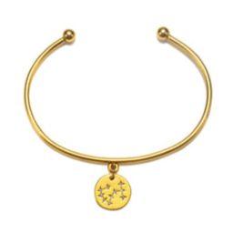 Scorpio Stellina Cuff Bracelet | Sequin