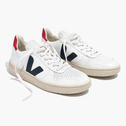 Veja™ V-10 Sneakers in Colorblock   Madewell