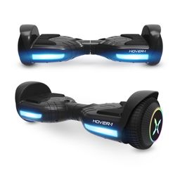 Hover-1 Nova Hoverboard, LED Wheels, LED Headlights,160 Max Weight, 7 MPH, 6 Mile Distance   Walmart (US)